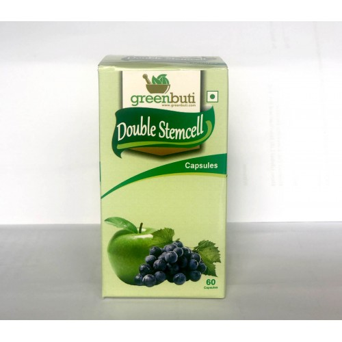Greenbuti Double Stemcell Capsules