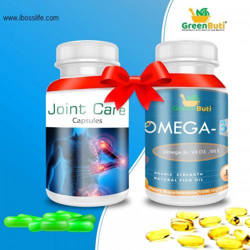 Jointcare & Omega 3D