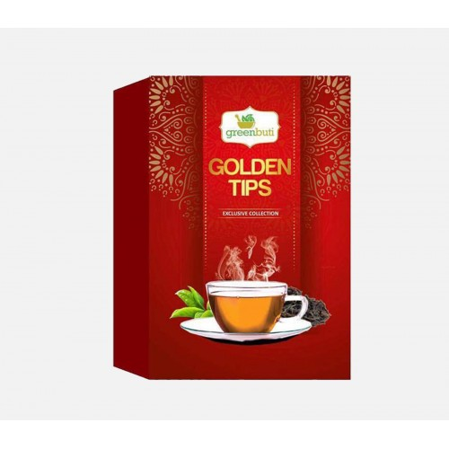 Greenbuti Golden Tips (Exclusive Collection)