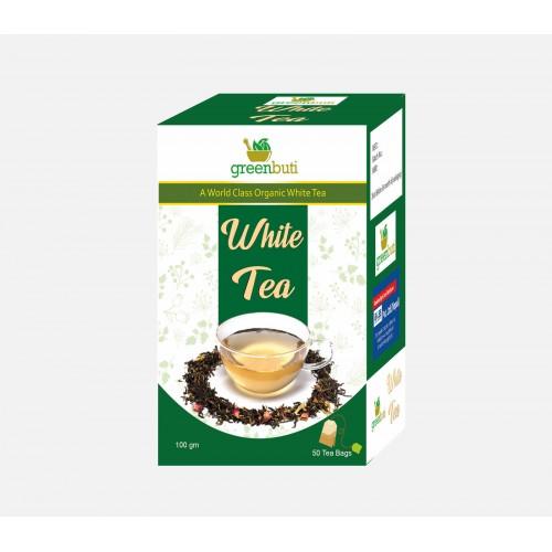 Greenbuti White Tea