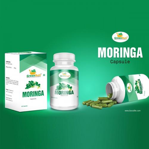 Moringa Capsule Premium